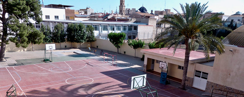San José de Cluny Novelda